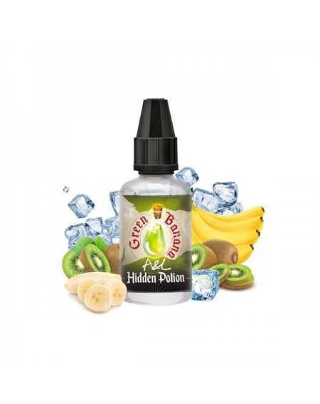 Concentrated aroma Green Banana 30ml - Hidden Potion by A&L-1