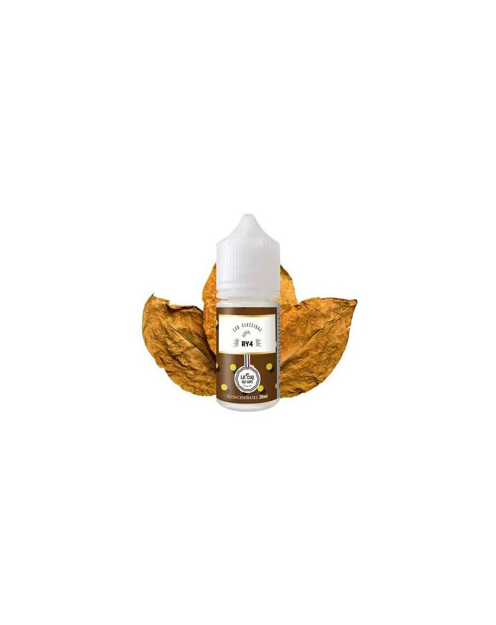 Concentrated aroma RY4 30ml - Le Coq Qui Vape-1