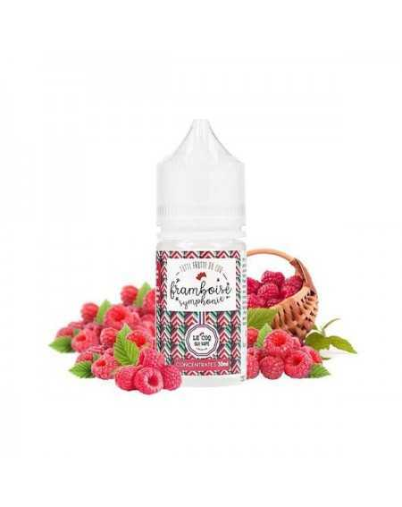 Concentrated aroma Framboise Symphonie 30ml - Le Coq Qui Vape-1