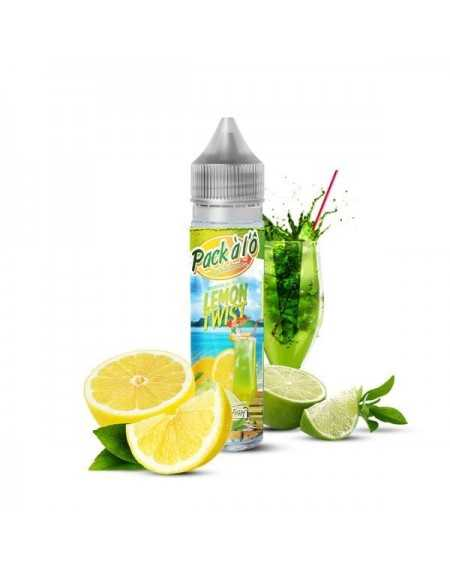 Eliquid Lemon Twist 50ml - Cocktail by Pack à l'Ô-1