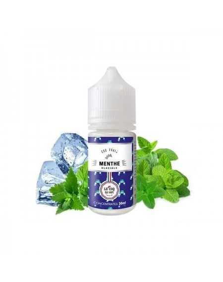Concentrated aroma Menthe Glaciale 30ml - Le Coq Qui Vape-1