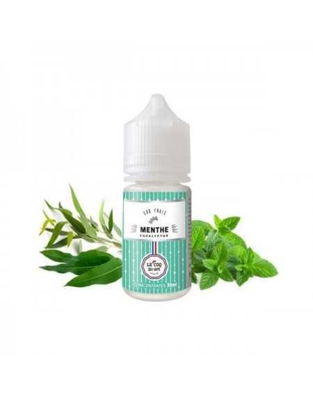 Concentrated aroma Menthe Eucalyptus 30ml - Le Coq Qui Vape-1