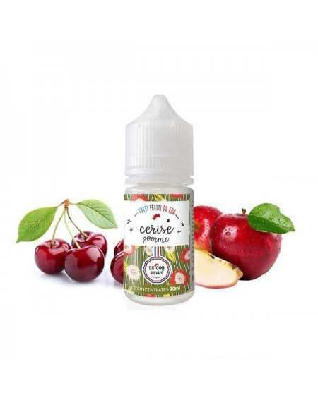 Concentrated aroma Cerise Pomme 30ml - Le Coq Qui Vape-1