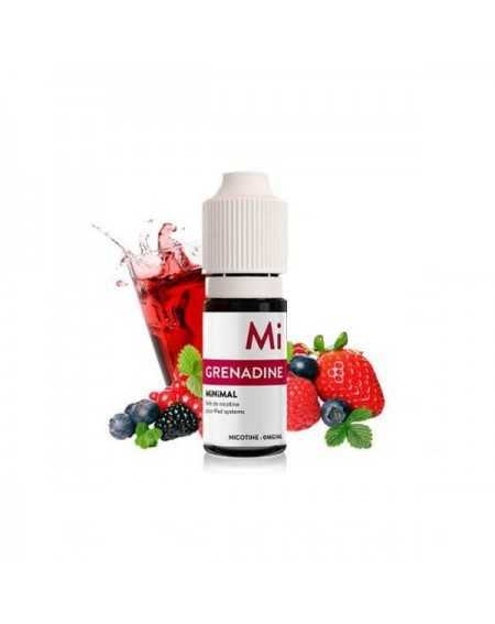 Eliquid Grenadine 10ml - MiNiMAL FUU-1