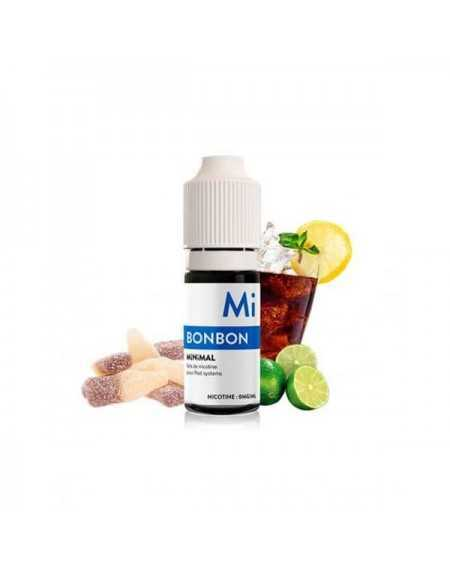 Eliquid Bonbon 10ml - MiNiMAL FUU-1