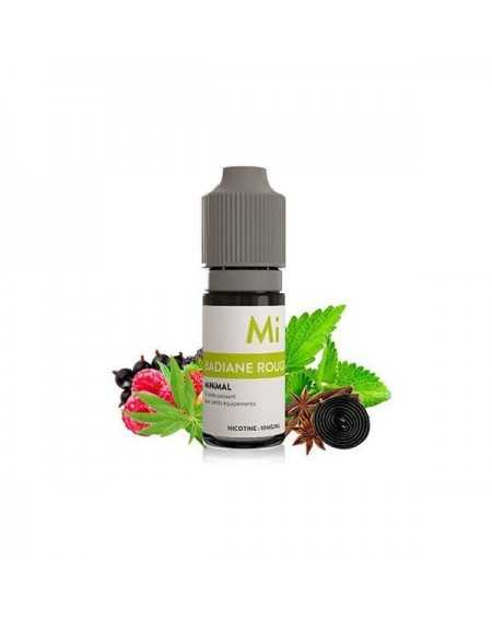 Eliquid Badiane Rouge 10ml - MiNiMAL FUU-1