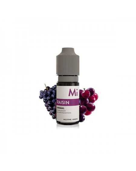 Eliquid Raisin 10ml - MiNiMAL FUU-1