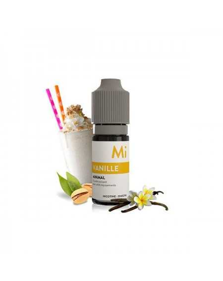 Eliquid Vanille 10ml - MiNiMAL FUU-1