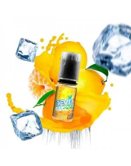 Eliquid Citron Mandarine 10ml - Devil Ice Squiz by Avap-1