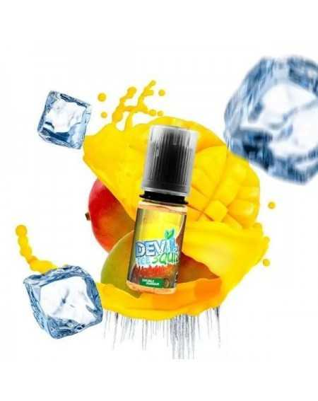 Eliquid Double Mangue 10ml - Devil Ice Squiz by Avap-1