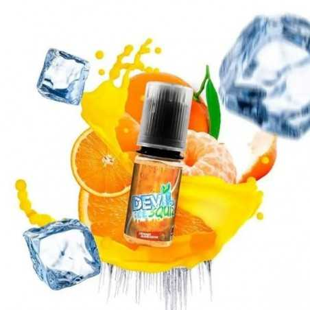 Eliquid Orange Mandarine 10ml - Devil Ice Squiz by Avap-1