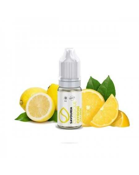 Eliquid Citron Jaune 10ml - Savourea-1