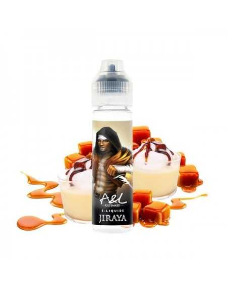 Eliquid Jiraya 50ml - Ultimate by A&L-1