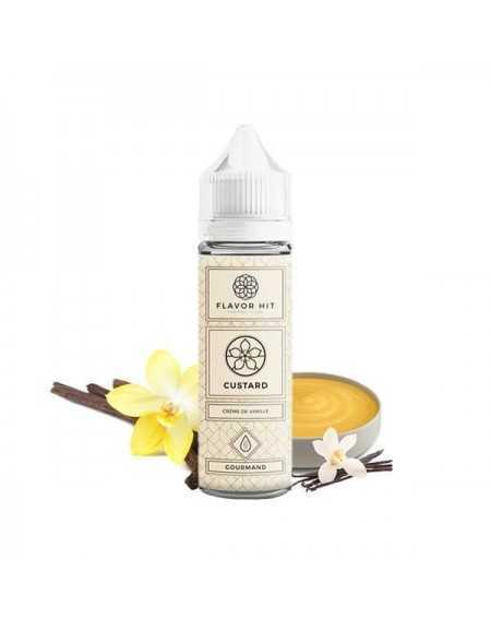Eliquid Custard 50ml - Flavor Hit-1