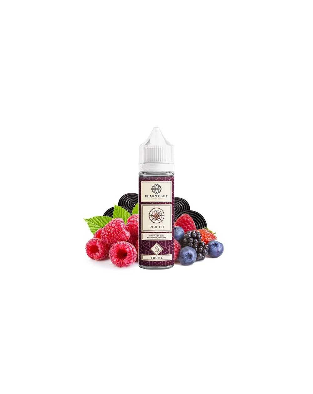 Eliquid Red Fh 50ml - Flavor Hit-1