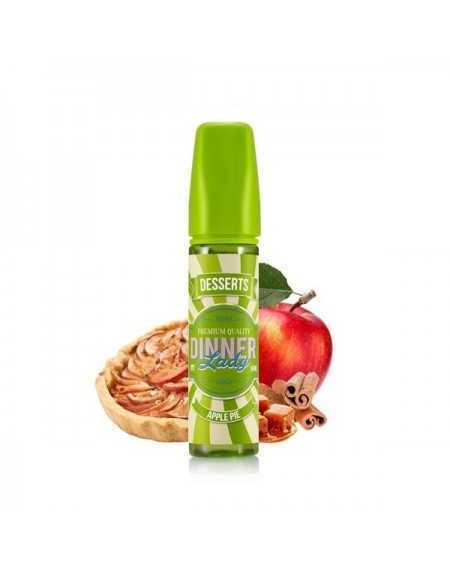 Apple Pie 50ml - Dinner Lady Desserts-1