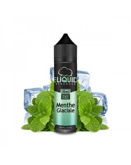 Eliquid Menthe Glaciale 50ml - Eliquid France-1