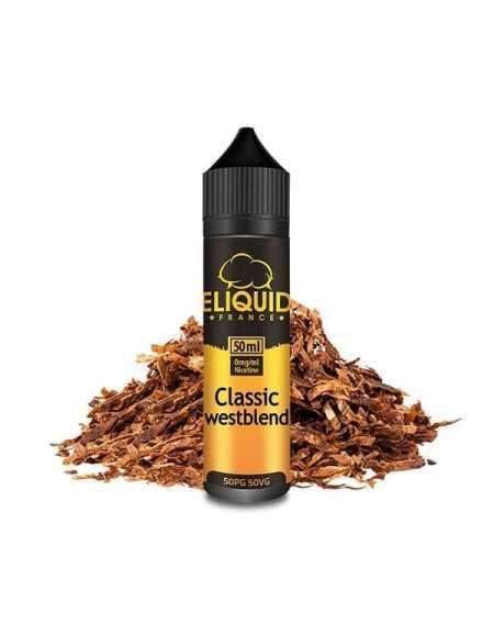 Eliquid Classic Westblend 50ml - Eliquid France-1