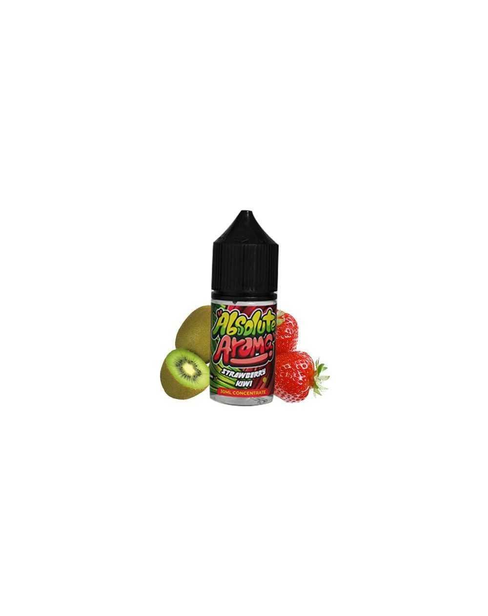 Concentrated aroma Strawberry Kiwi 30ml - Absolute Aroma by KXS Liquid-1