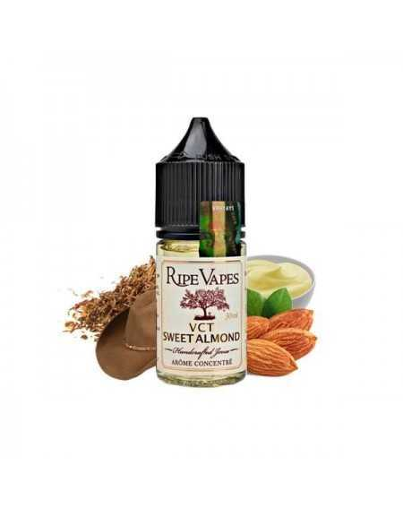 Concentrated aroma VCT Sweet Almond 30ml - Ripe Vapes-1
