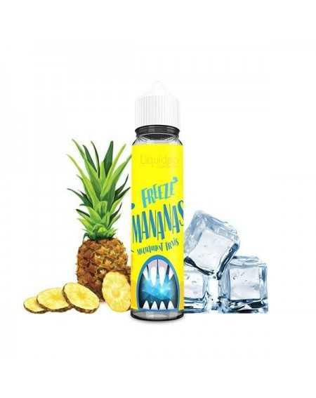 Freeze Mananas 50ml - Liquideo Freeze-1