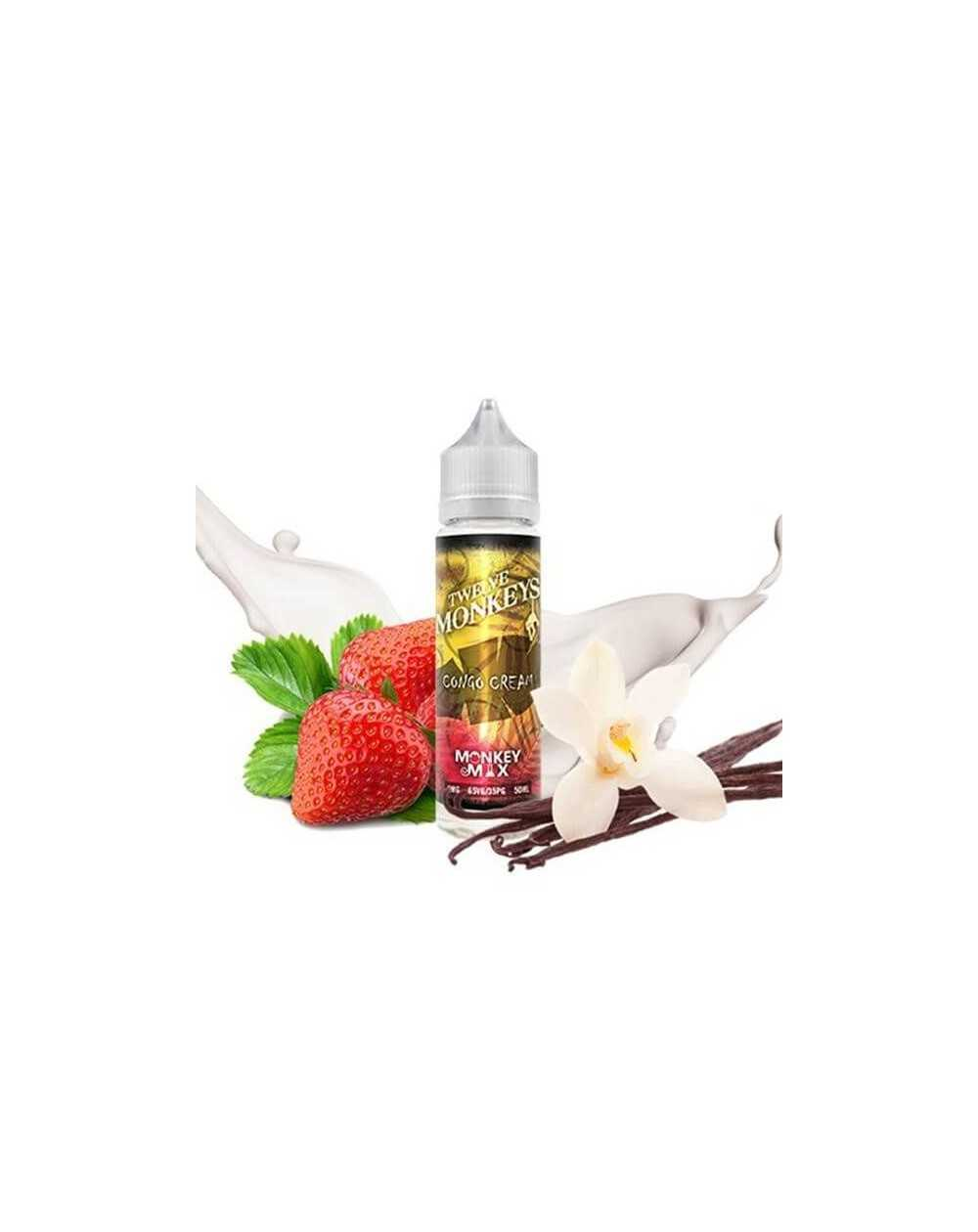 Congo Cream 50ml - Twelve Monkeys Classics-1
