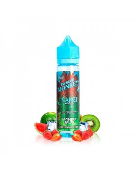 Kanzi Iced 50ml - Twelve Monkeys Ice Age-1