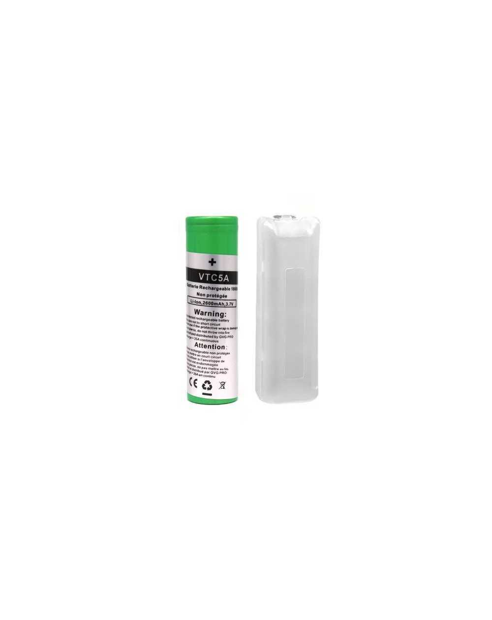Battery VTC5A 18650 2600mAh 35A - Sony-1