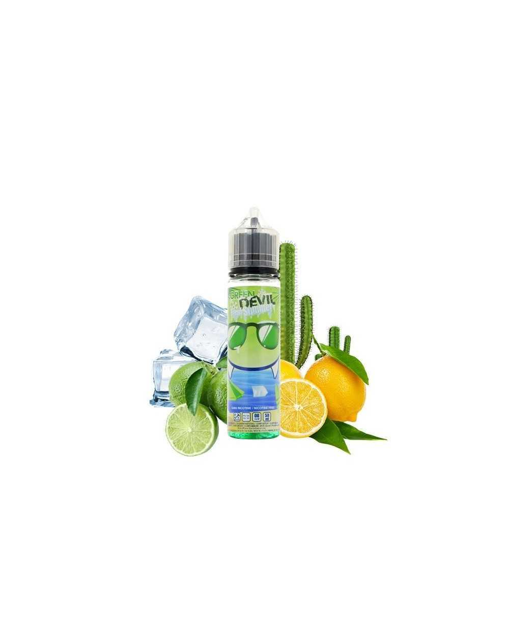Green Devil 50ml - Avap Les Devils Fresh Summer-1