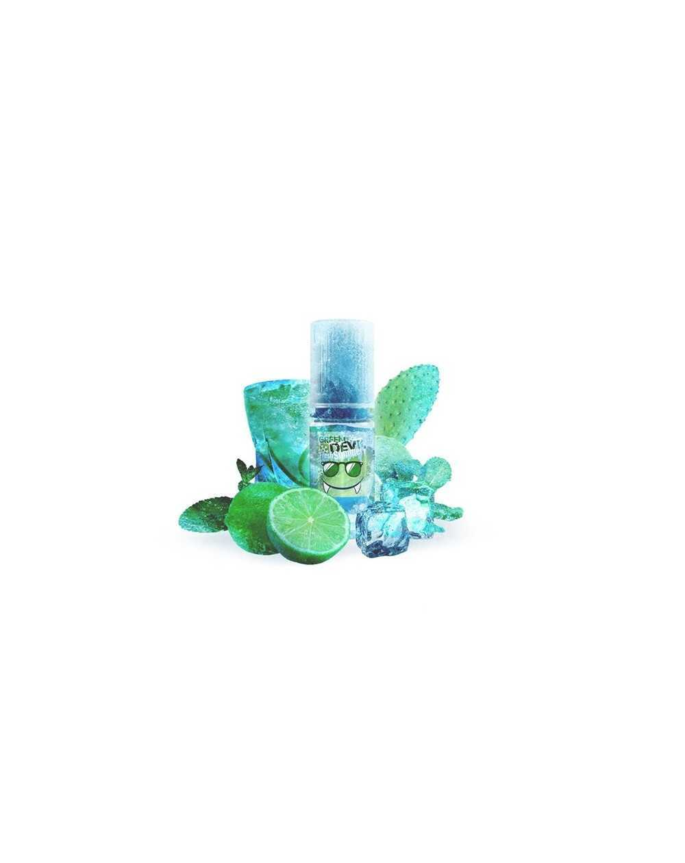 Green Devil 10ml - Avap Les Devils Fresh Summer-1