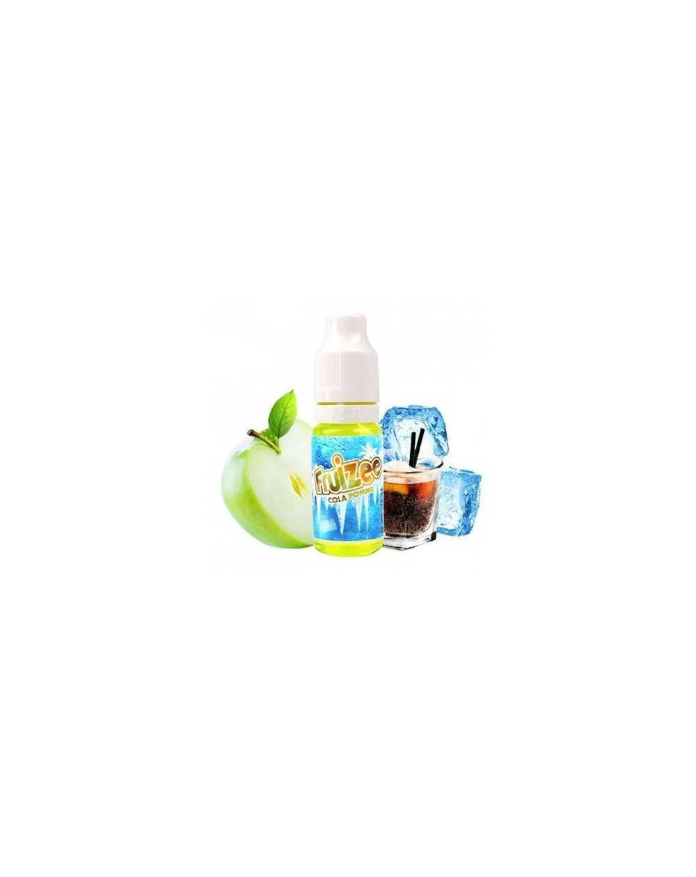 Pomme Cola 10ml - Eliquid France Fruizee-1